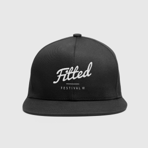 Fitted Festival Cap