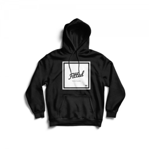 Fitted Festival VI pull over hoodie