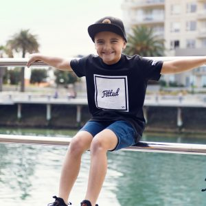 Fitted Festival VI Kids T-shirt